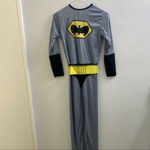 Bat Man Superhero New Play Costume Large 11-14